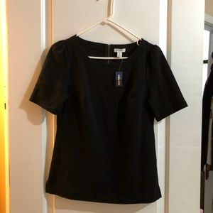 Old Navy Black Blouse
